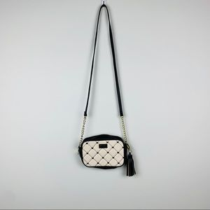 Betsey Johnson Luv Betsey Diamond Heart Quilted